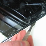 opening the ipad