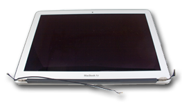 "MacBook Air 11"" Complete Display LCD Assembly, Mid 2012"