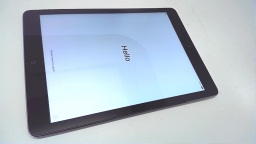 Apple iPad Air 16GB, MD785LL/A, Space Gray, Wi-Fi, Some Wear