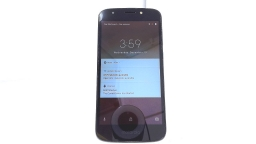 Motorola E5 Play XT1921-3, T-Mobile, Grey, Bad SIM Reader