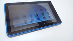 "RCA Voyager Pro  7"" 16GB Tablet, RCT6773W42B, Wi-Fi, Blue, Bad Display"