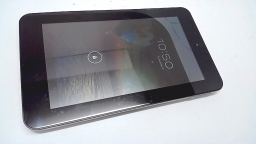 "HP Slate 7 2800 7"" 8GB Tablet, Gray, Wi-Fi, Cracked"