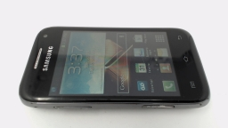 Samsung Galaxy Rush SPH-M830 (Black) Boost Mobile - BAD BOARD SCRTACHED