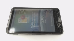HTC Inspire Cellphone (Gray) AT&T CRACKED GLS