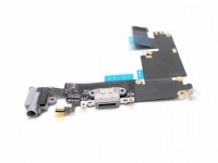 iPhone 6 Plus Dock Connector Assembly with Headphone Jack, Black