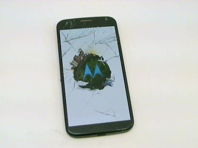 Motorola Moto X Xt1058 16gb Black Unbranded Cracked Screen