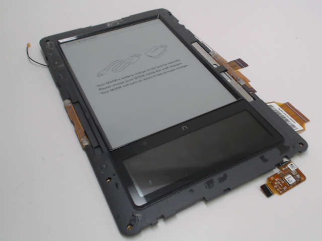 how to take apart a kindle 1st gen