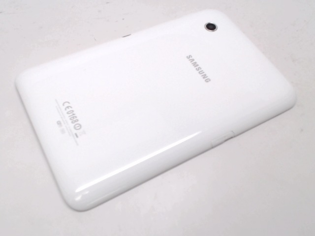 Samsung Galaxy Tab 2 7.0 Back Case, White - Used This is a replacement white back case for the Galaxy Tab 2 7-inch.