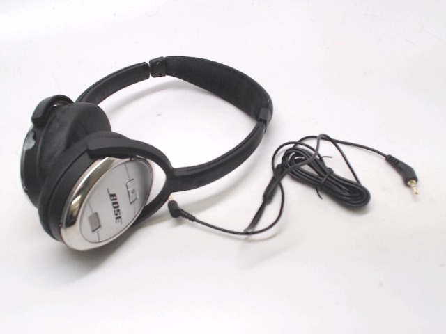 dfbe053701c Bose QuietComfort 3 QC3 Acoustic Noise Cancelling Headphones. Home. View  Detailed Images