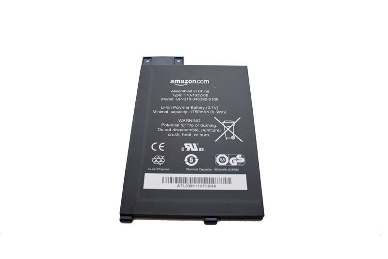 Used Macbook Pro >> Amazon Kindle 3 Battery GP-S10-346392-0100 S11GTSF01A