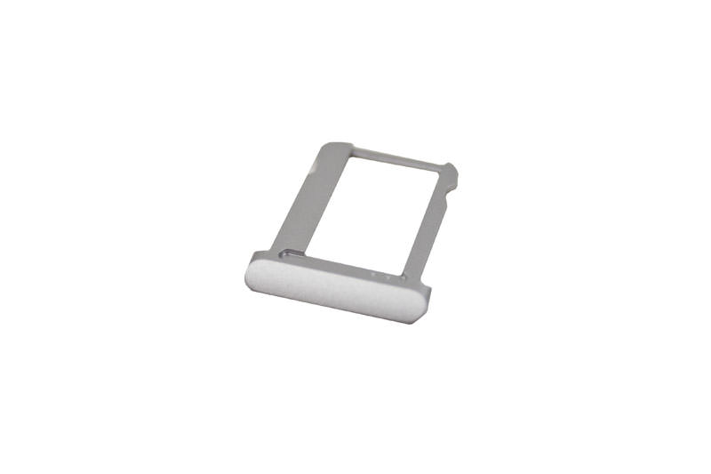 Silver Micro Sim Card Tray Holder Bracket for iPad 2 2nd 3 3rd Gen Parts