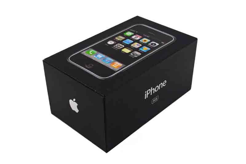 Original Box For Iphone 1st Gen
