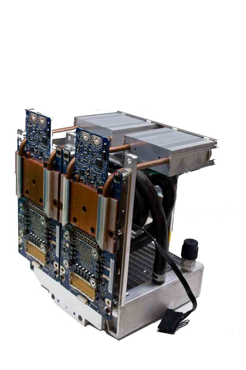 PowerMac G5 Quad Core CPU with LCS 25Ghz