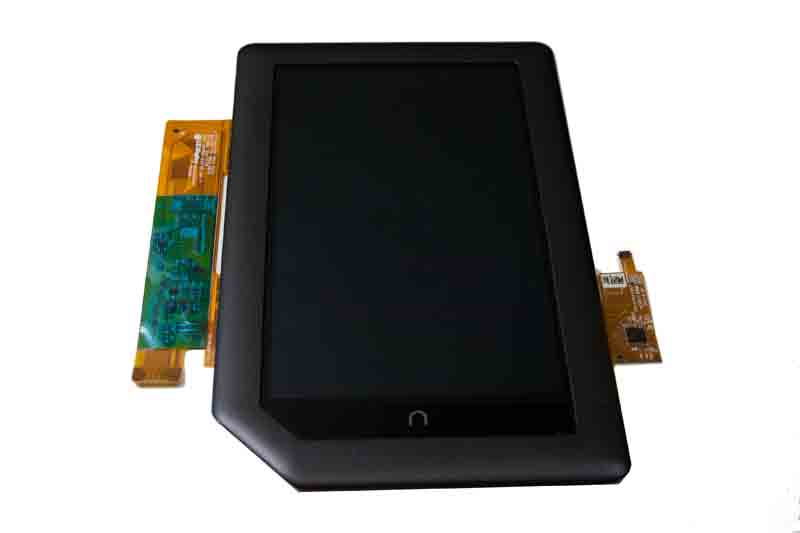 nook color display and digitizer assembly