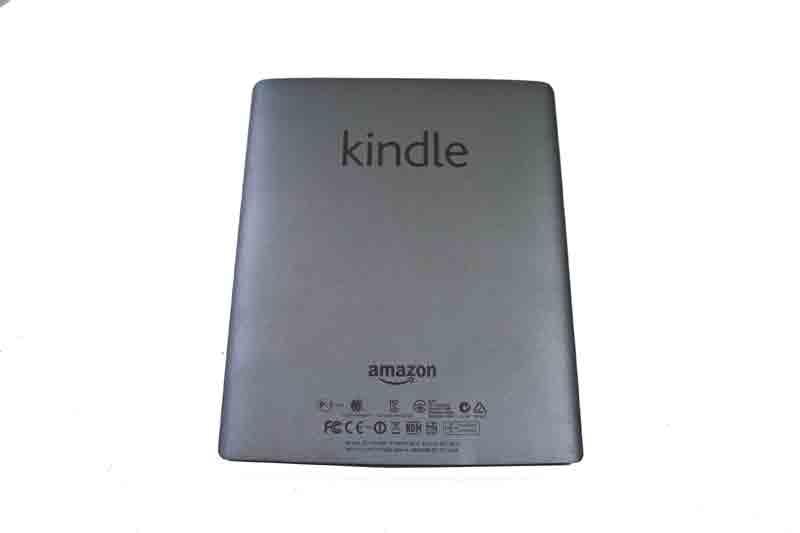 Amazon Kindle Touch Back Case