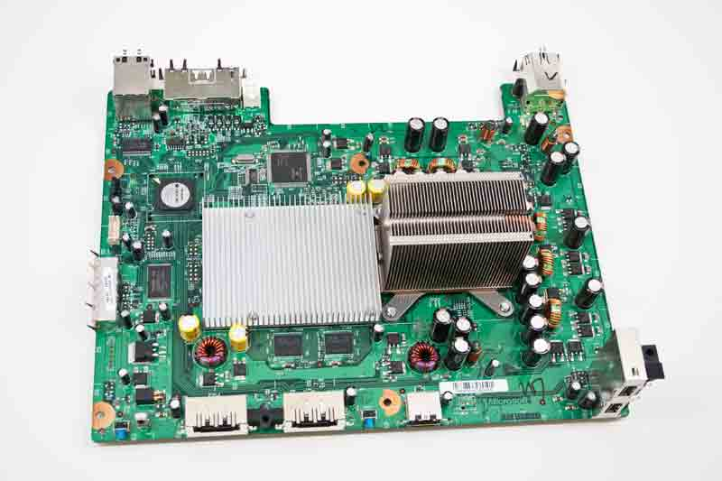 A Schematic additionally Us D furthermore Tbt further Desolder Engadget Howto likewise D Xbox Audio Video Mod Vga Pinout. on xbox 360 controller motherboard diagram