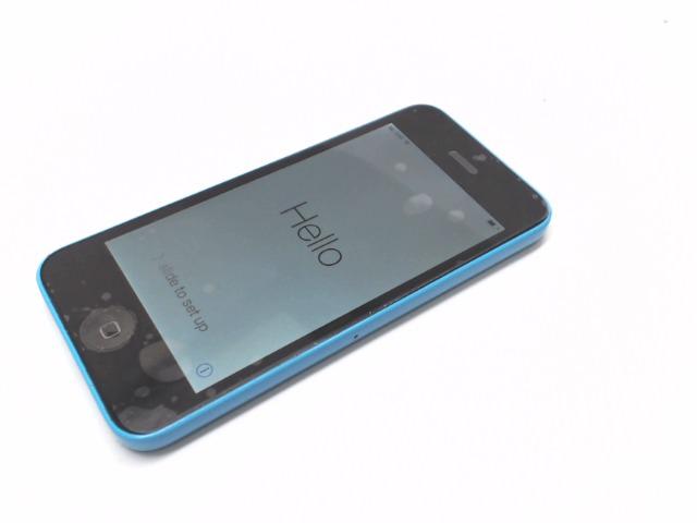 Apple Iphone 5c 16gb Blue Sprint