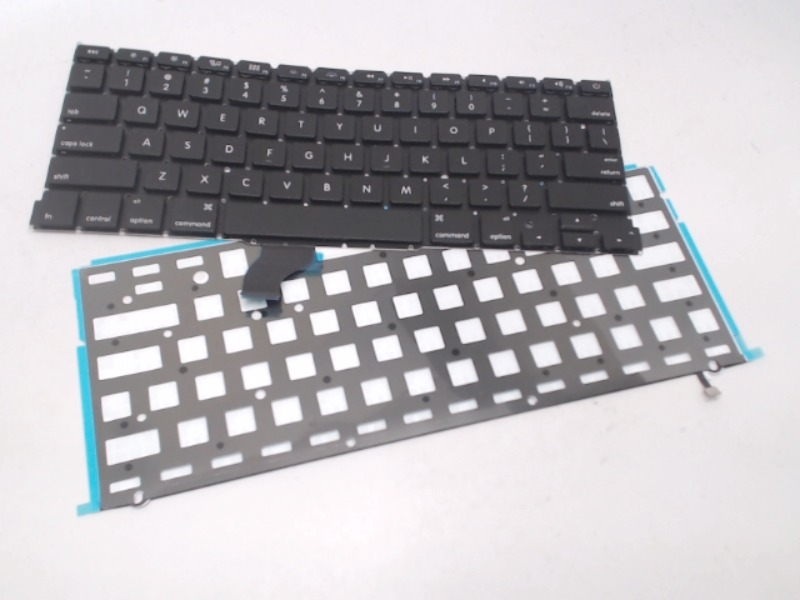 "NEW US Keyboard without Backlight for MacBook Pro 13/"" A1502 2013 2014 2015Retina"