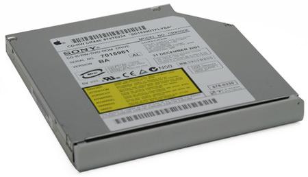 Apple iBook G3 CD-ROM Drive CRN-8245B