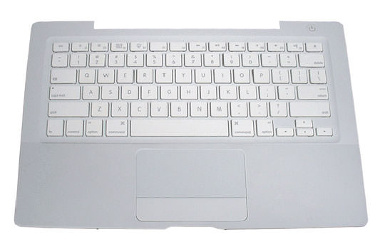new styles 7a7ac d38d5 MacBook Keyboard & Top Case Trackpad White 13