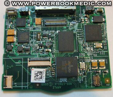 Ipod Video Logic Board Main Board Assembly