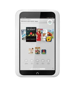 Barnes & Noble NOOK HD Tablet 8GB (White, BNTV400)