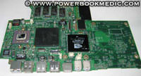 Powerbook G4 Logic Board 1.33GHz Aluminum 12&quot;