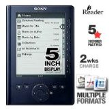 Sony Reader Pocket Edition Red, PRS-300, Navy Blue