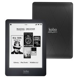 Kobo Mini, N613, Black