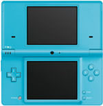 Nintendo DSi Matte Blue Won't Power On AS-IS