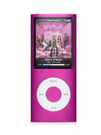 Apple iPod nano 4th Gen 8 GB Pink