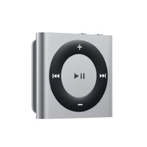 Apple iPod shuffle 2 GB Silver (4th Generation)
