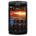 BlackBerry Storm2 9550 with Cracked Glass (Verizon)