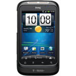 HTC Wildfire S Black (T-Mobile) Cracked