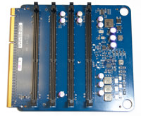 Mac Pro Memory Card Riser
