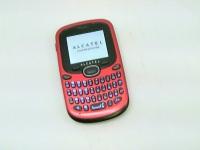 Alcatel OT-255A Dual Band GSM Phone (Cherry Red)