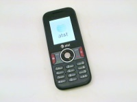 AT&T GoPhone U2800a Prepaid Cell Phone (No Contract Needed)