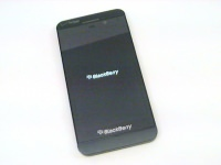 BlackBerry Z10, Black (Verizon), Bad ESN, Cracked Screen