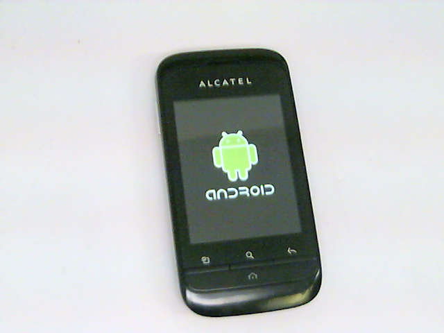 Alcatel One Touch 903. Touch screen Android Phone. USED Good Condition, Unbranded
