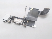 iPhone 6s Dock Connector Assembly with Headphone Jack, White