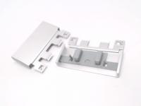 Power Mac G5 DC Heatsink Covers