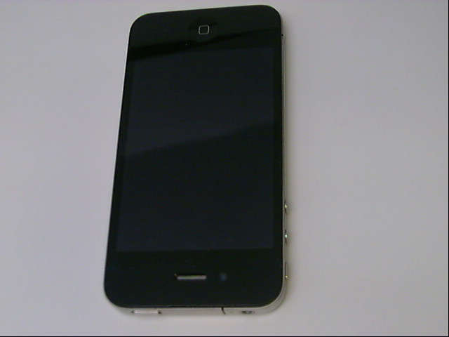 iPhone 4 8GB, Black, Unlocked