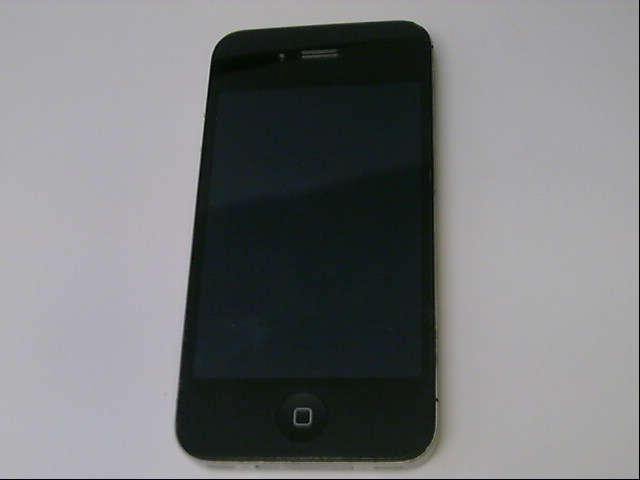 iPhone 4S 16GB, Black, Vodafone