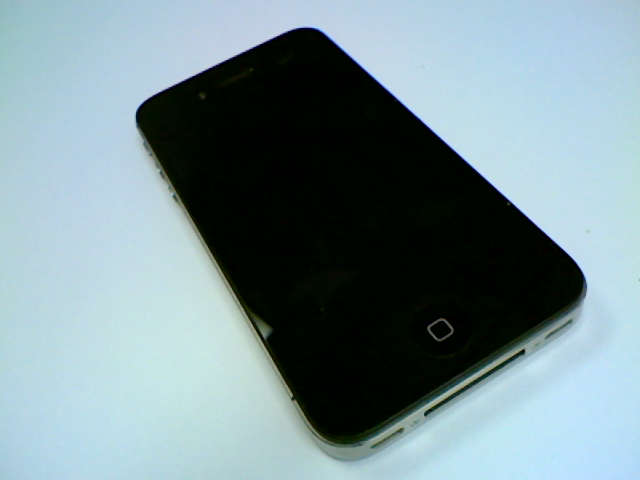 iPhone 4S 16GB, Black, O2, MD235B/A