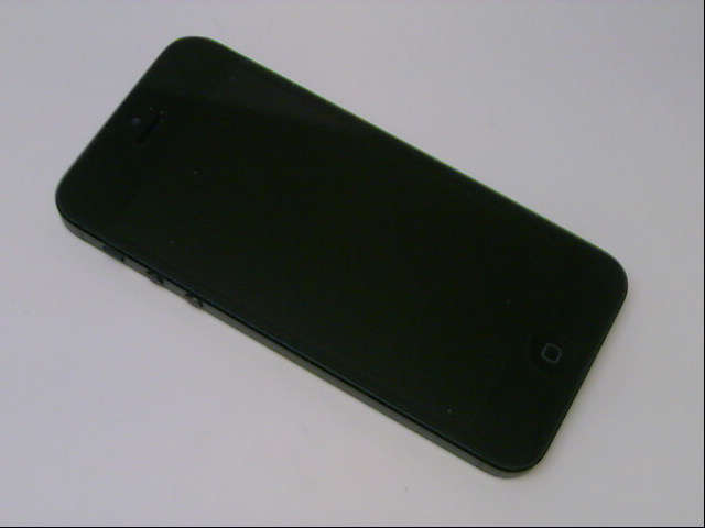 iPhone 5, Black, 32GB, MD299B, United Kingdom, O2