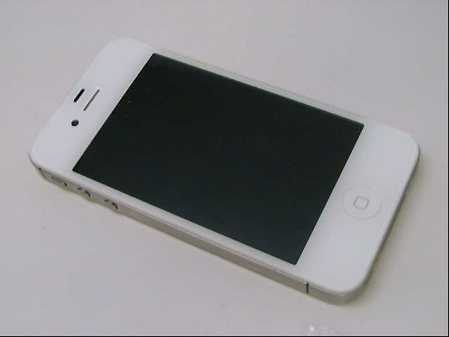 iPhone 4, White, 8GB, MD200LL, Sprint, Bad ESN