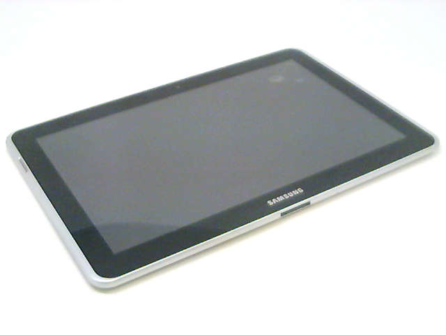 Samsung Galaxy TAB 10.1 GT-P7501 Wi-Fi, 3G, 16GB, 3MP Honeycomb Tablet PC (Pure White), GTP7501