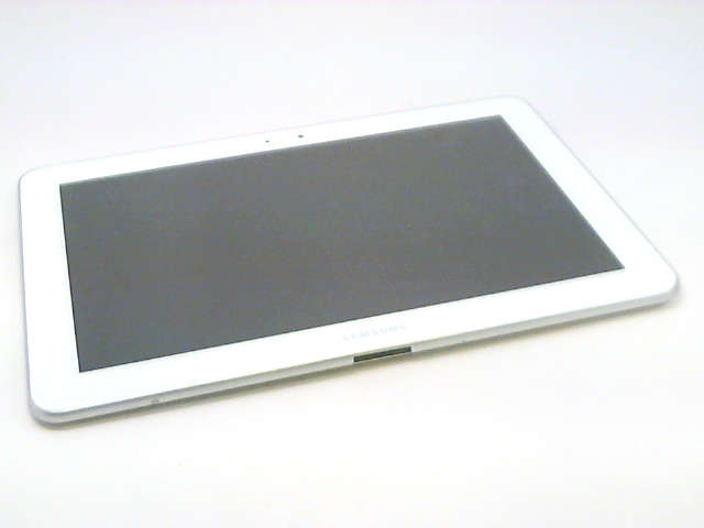 Samsung Galaxy TAB 10.1 GT-P7500 Wi-Fi, 3G, 16GB, 3MP Honeycomb Tablet PC (Pure White), GTP7500
