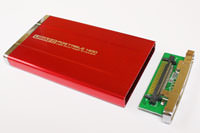 1.8&quot; Hard Drive Enclosure for Toshiba iPod Drives