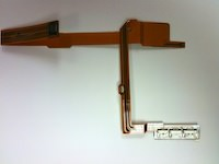 Top Case Flex Cable for Model A1211